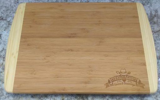 custom hand-made cutting board